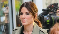 Sandra Bullock Stalker in Standoff with Cops at Home in L.A.