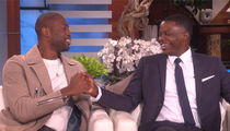 Dwyane Wade Surprises Waffle House Hero James Shaw Jr. on 'Ellen'