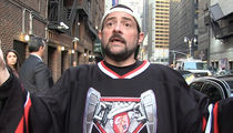 Kevin Smith Thought About 'Avengers: Infinity War' After Heart Attack