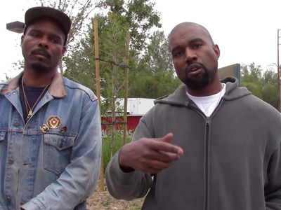 Kanye Has Heart-to-Heart with Cameraman About Fatherhood and Society Roles