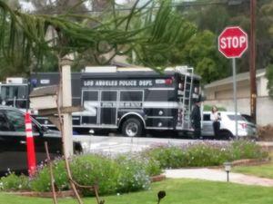 Sandra Bullock Stalker -- Standoff with Police