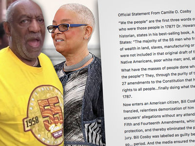 Bill Cosby's Guilty Verdict is 'Mob Justice,' Says Wife Camille