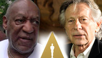 Bill Cosby and Roman Polanski Expelled from The Academy