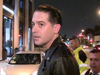 G-Eazy Arrest Triggered by Fan Seeking Photos