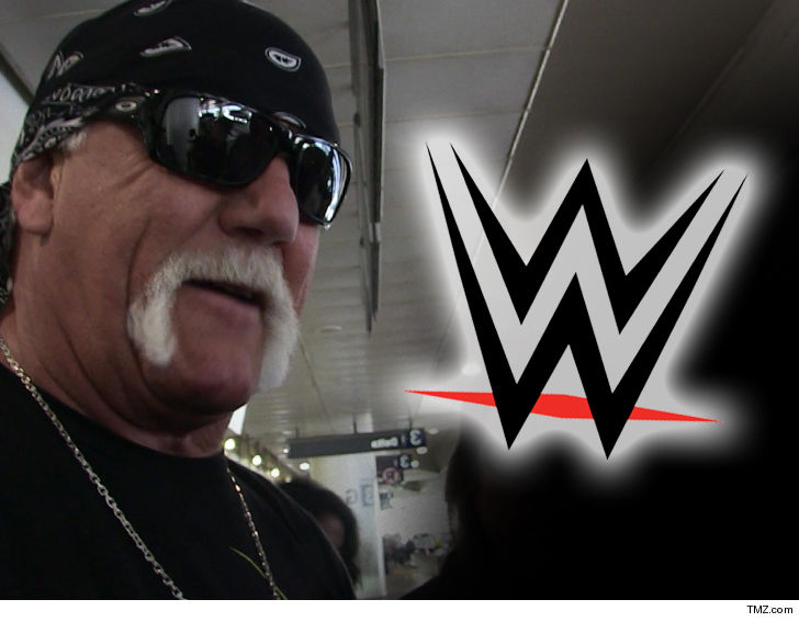 Hulk Hogan appears to be nearing a WWE return