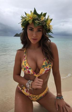 Arianny Celeste's Hot Hawaii Getaway