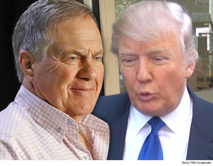 Donald Trump to appoint Bill Belichick to his sports council