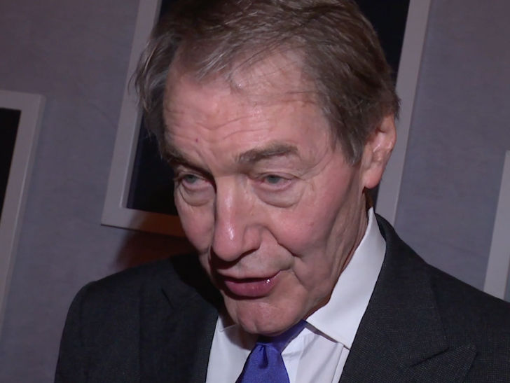 Charlie Rose Sued by 3 CBS Staffers for Sexual Harassment | TMZ.com