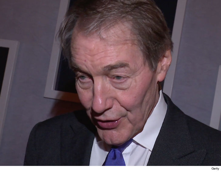 Charlie Rose and CBS sued for sexual harassment