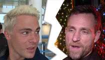 Colton Haynes and Jeff Leatham Split After 6 Months of Marriage