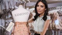 Kim Kardashian West Brands Lingerie Line 'Kimono Intimates'