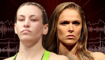 Miesha Tate Blasts Ronda Rousey, You Sound 'Asinine, Selfish'
