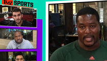 Bryant McKinnie to Kaepernick: I Beat NFL in Collusion Case!