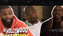 Tyron Woodley Explains How to Fight Kanye West
