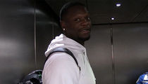 Julius Randle Says He's Unfazed By Celeb Hecklers in Games
