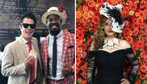 Stars Hit the Track for 2018 Kentucky Derby Dressed in Finest Duds