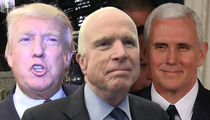 John McCain's Funeral Being Planned, Pence is Invited but Not Trump