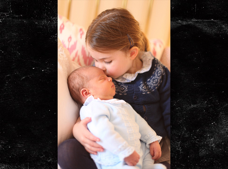 Kate Middleton and Prince William's Baby, Prince Louis ...