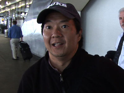 Ken Jeong Helps Woman Who Suffered Seizure Duing His Comedy Show