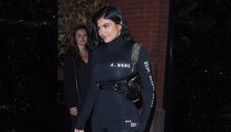 Kylie Jenner Hits the Town in New York City Before Met Gala