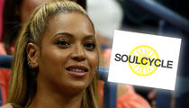Beyonce's Hair Didn't Get Stuck in SoulCycle Bike