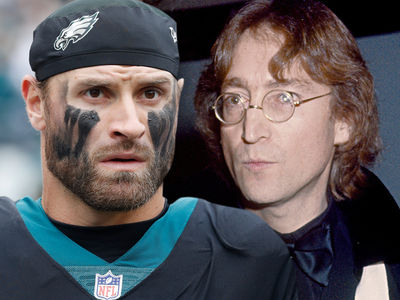 John Lennon Was a Bad Guy, Says NFL's Chris Long