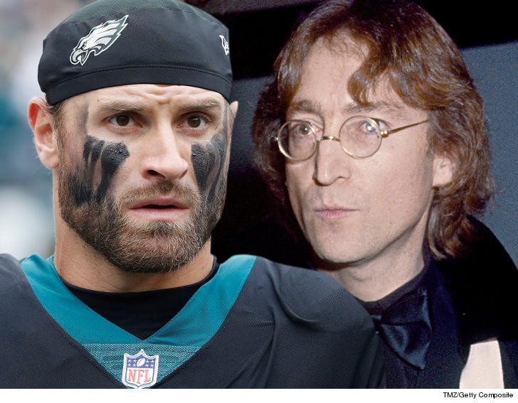 John Lennon Was A Bad Guy Says NFLs Chris Long