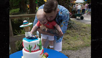 Conor McGregor Throws Giant Mexican Bash for Son's 1st Birthday