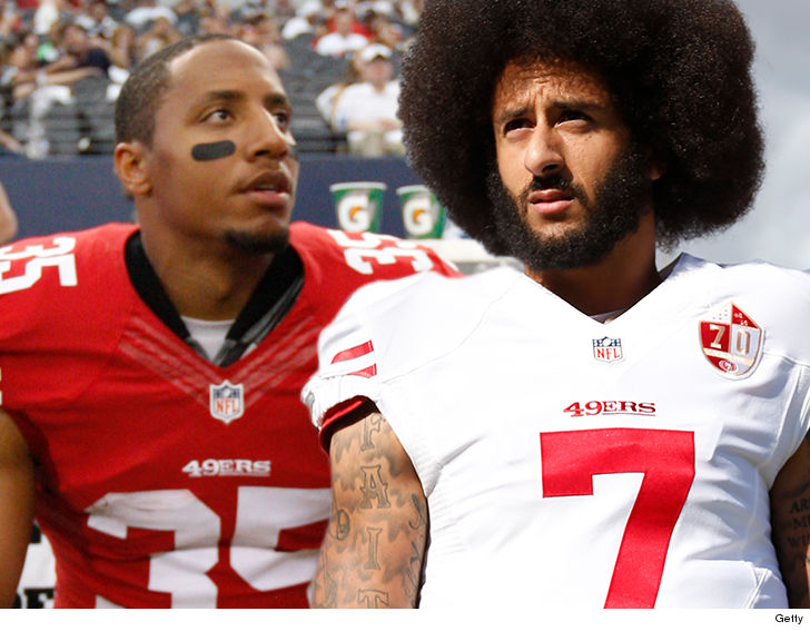 NFL players' union files grievance on behalf of Eric Reid