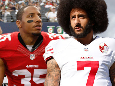 NFLPA Targeting Bengals for Rejecting Eric Reid Over Kneeling