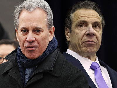 Gov. Cuomo Calls for NY Attorney General's Resignation Over Abuse Allegations