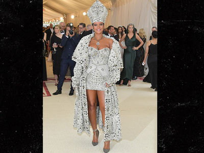 2018 Met Gala Brings Out Celebrities' Heavenly Fashion A-Game