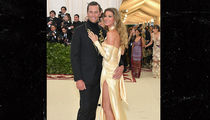 Tom Brady Hits Met Gala with Gisele