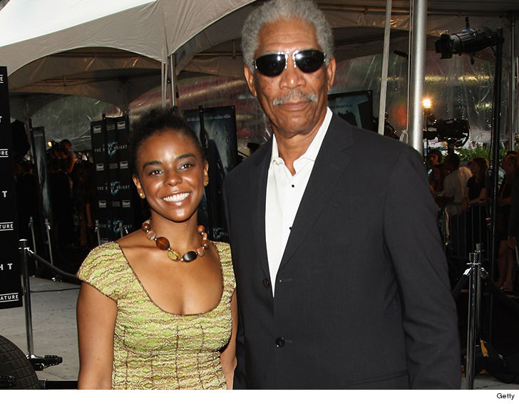 Morgan Freeman Granddaughter's Killer Guilty Of Manslaughter, Not Murder