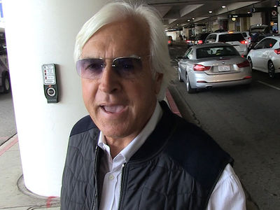 Bob Baffert Raves About 'Justify,' He's the LeBron James of Horses!