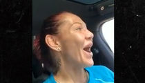 Cris Cyborg Talks Her Way Out of a Parking Ticket, 'I'm Cyborg!'