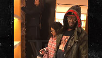 R. Kelly Seen Shopping with 'Brainwashed Sex Slave' Joycelyn Savage