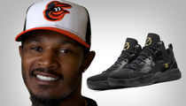 Adam Jones Finally Gets BBB Shoes After a YEAR Wait!