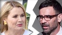 Geena Davis' Husband Files for Divorce