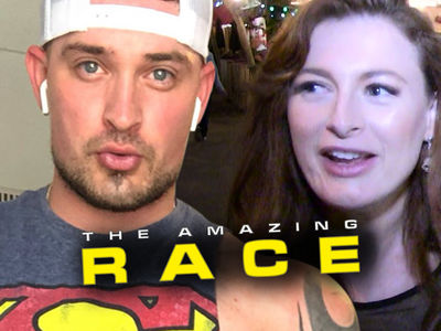 'The Amazing Race' and 'Big Brother' Mash-Up Includes Caleb Reynolds & Rachel Reilly