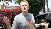 Michael Rapaport Says LeBron Shut Me Up, 'Can't Talk Sh*t'