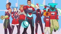 Cristiano Ronaldo Launches Superhero Cartoon Series