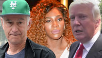 John McEnroe Says Trump Offered $1 Mil to Play Serena Williams
