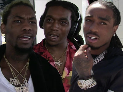 Migos Sued Over YRN Clothing Line