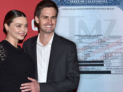 Miranda Kerr Gives Birth to Baby Boy Hart