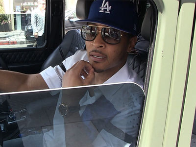 T.I. Throws Shade on Brian Grazer's Gucci Mane Biopic