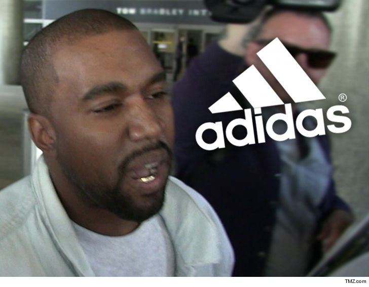 Adidas Under Investigation After Employee Injured at Kanye West's Yeezy Office