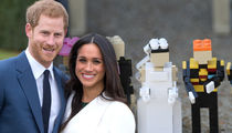 LEGOLAND Screws Up Meghan Markle's Skin Tone in Royal Wedding Exhibit