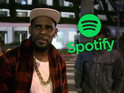 R. Kelly Responds to Spotify Pulling His Music