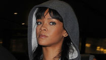 Rihanna's Home Burglary Suspect Tased After Allegedly Spending the Night